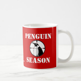Penguin Season Coffee Mug