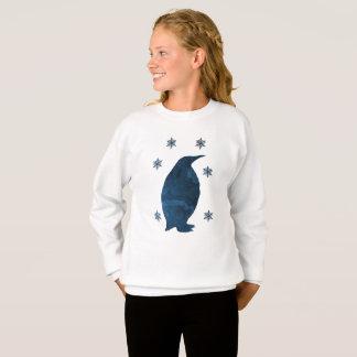 Penguin Silhouette Sweatshirt