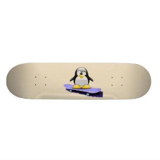 Penguin Skateboarder Skateboard