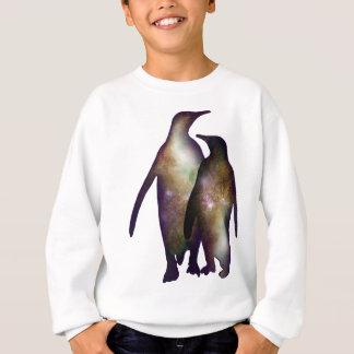 Penguin space sweatshirt