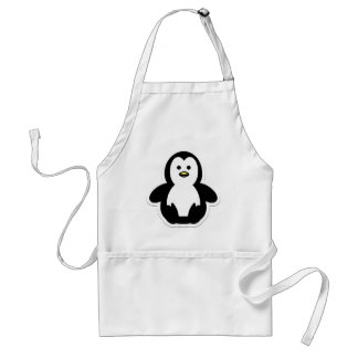 penguin standard apron
