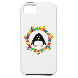 Penguin Stars iPhone 5 Case