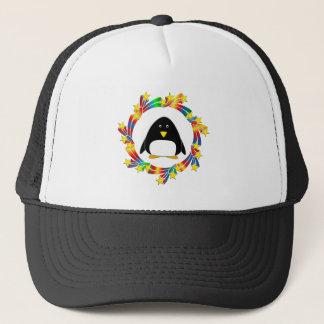 Penguin Stars Trucker Hat