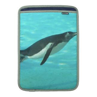 Penguin Swimming Underwater MacBook Air Sleeve