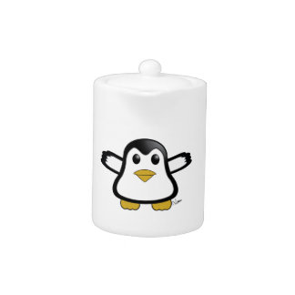Penguin Teapot