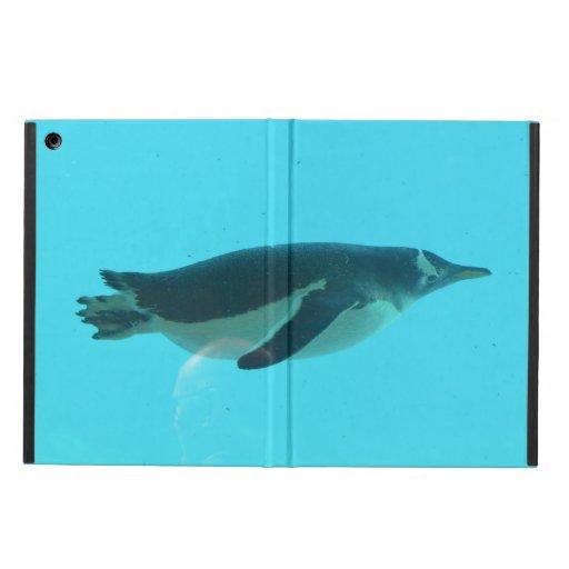 Penguin Underwater iPad Air Case