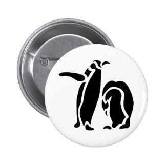 Penguin Vintage Wood Engraving Pins