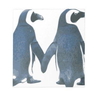 Penguine Notepad