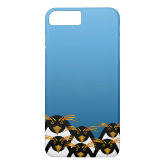 Penguins Apple iPhone 7 Plus, Barely There Case