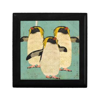 Penguins Blue Lagoon Gift Box