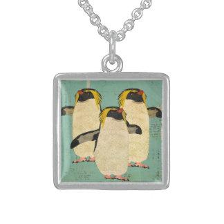 Penguins Blue Lagoon Necklace