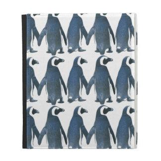Penguins iPad Folio Cover