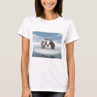Penguins couple T-Shirt