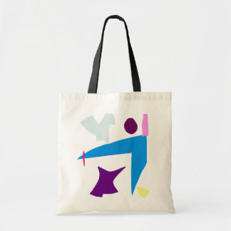 Penguins Do Not Think Like You Do Canvas Bags