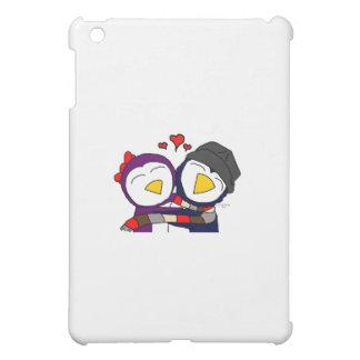 Penguins in Love iPad Mini Cover