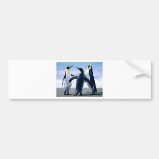 Penguins Product Bumper Sticker