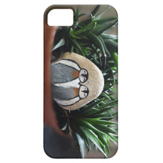 Penguins Stone iPhone SE + iPhone 5/5S Case For The iPhone 5