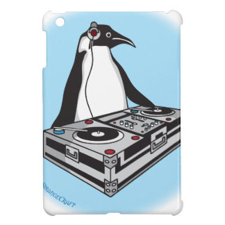 penguinX3[1] iPad Mini Case
