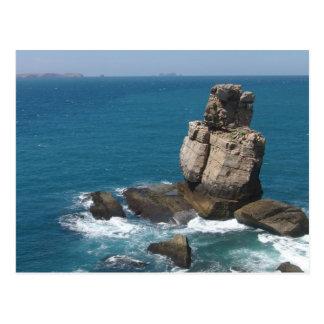 Peniche, Portugal Postcard