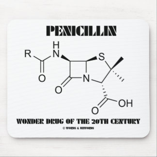 Penicillin Wonder Drug Of The 20th Century Mouse Pad
