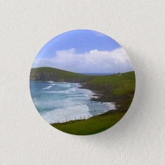 Peninsula Dingle Ireland 3 Cm Round Badge