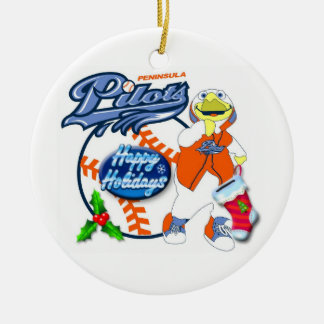 Peninsula Pilots Christmas Ornament
