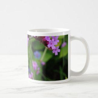 Penland Purple Flower: Sallie by My Side Coffee Mug