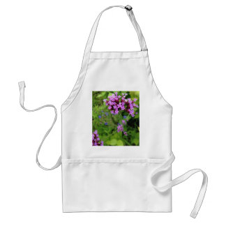 Penland Purple Flower: Sallie by My Side Standard Apron