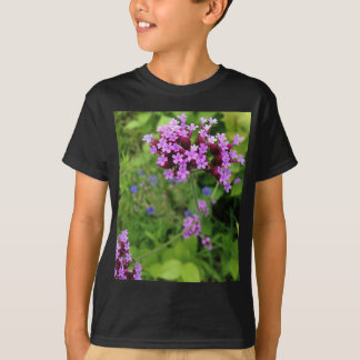 Penland Purple Flower: Sallie by My Side T-Shirt