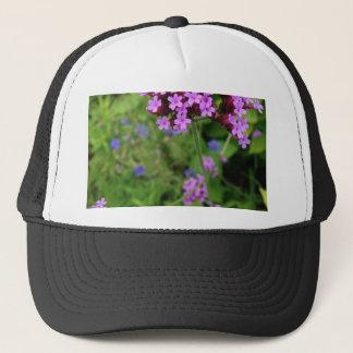 Penland Purple Flower: Sallie by My Side Trucker Hat