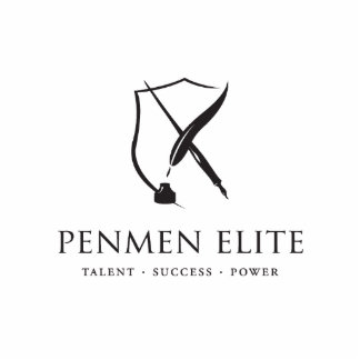 Penmen Elite Photo Sculpture Badge