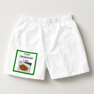 penne boxers