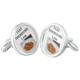 penne cuff links