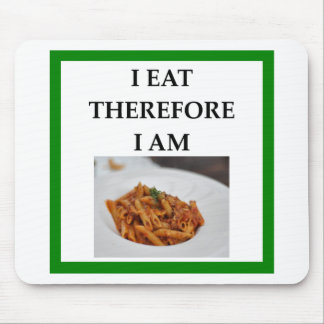 penne mouse pad
