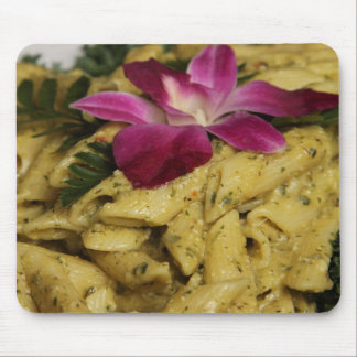 Penne Pasta Dish Mouse Pad
