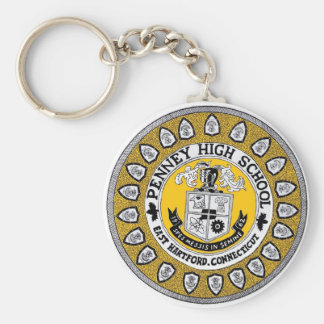 Penney High Key Chain