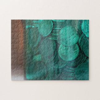 Pennies Jigsaw Puzzle