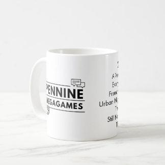 Pennine Megagames 2017 Mug