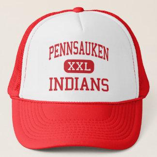 Pennsauken - Indians - High - Pennsauken Trucker Hat