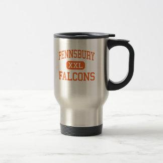 Pennsbury - Falcons - High - Fairless Hills Travel Mug