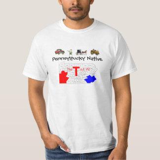 Pennsyltucky t shirt