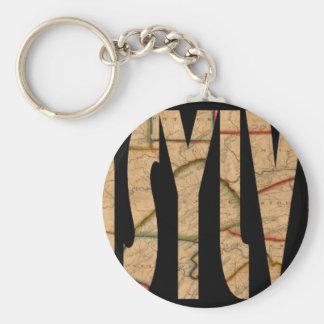 pennsylvania1811 key ring