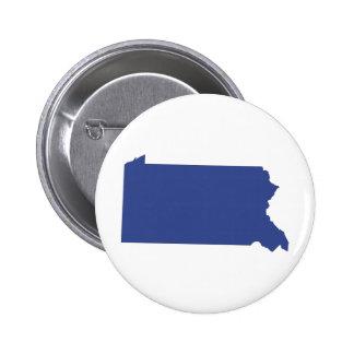 Pennsylvania -a BLUE state Pin
