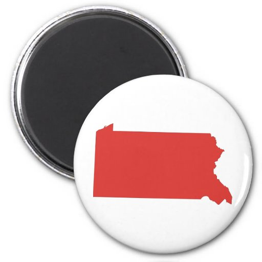 Pennsylvania -a RED state Magnet