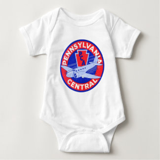 Pennsylvania Central Airlines Baby Bodysuit