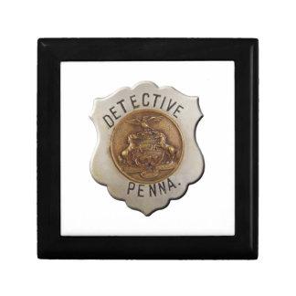 Pennsylvania Detective Gift Box