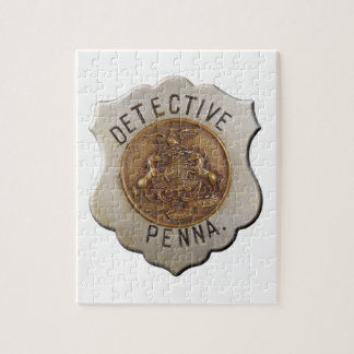 Pennsylvania Detective Jigsaw Puzzle