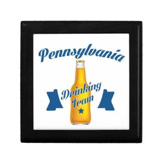 Pennsylvania Drinking team Gift Box