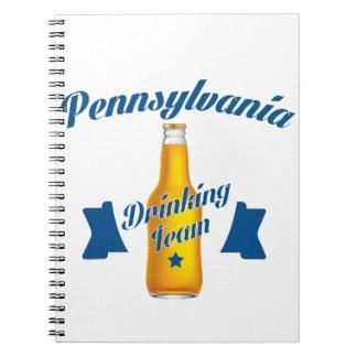 Pennsylvania Drinking team Notebook