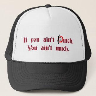 Pennsylvania Dutch Hat